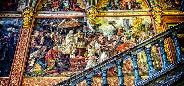 staircase renaissance art